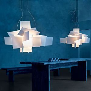 Modern Ceiling Light White Explosion Acrylic Chandeliers Living Room Dining Room Light