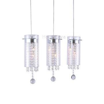 Ceiling lights artistic crystal 3 light pendant lights with glass ceiling lights artistic crystal 3 light pendant lights with glass shades g4 bulb basecylinder of love aloadofball Gallery