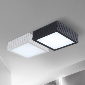 (In Stock) Aluminum Modern Led Ceiling Lights For Living Room Bedroom Balcony Square Home Ceiling Lamps Energy Saving