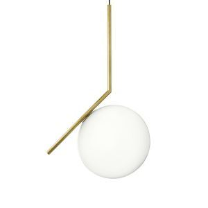 Nordic Postmodern Simple Lighting Living Room Bedroom Cafe Pendant Light Single Light