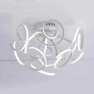 Modern Simple Style Flush Mount LED Light Bedroom Living Room Kitchen Lighting