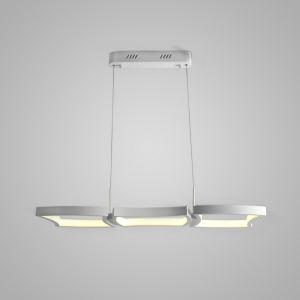 Nordic Modern LED Pendant Light Geometric Shape Bedroom Living Room Kitchen Lighting