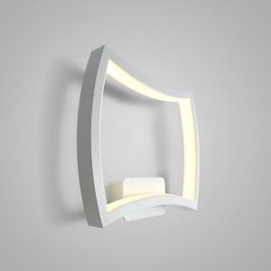 Nordic Modern LED Wall Light Geometric Shape Bedroom Living Room Kitchen Lighting
