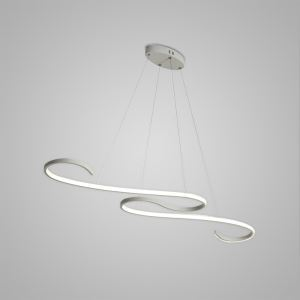 Nordic Postmodern LED Pendant Light Living Room Bedroom Bar Light