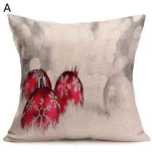Christmas Pillow Christmas Tree Christmas Theme Pillowcase 6 Options