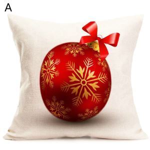 Christmas Gift Christmas Theme Pillowcase 3 Options
