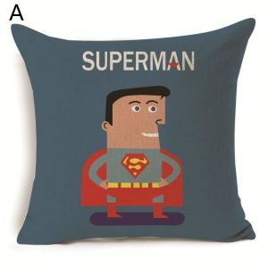 The Avengers Pillow Sofa Pillowcase 6 Options