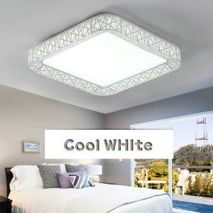Modern Simple Style Living Room Dining Room Bedroom Geometric Shape LED Flush Mount