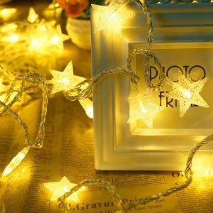 Full of Stars Room Decorative Lights Festival Christmas Neon LED Small String Lights