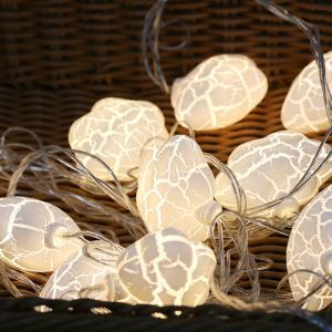 Clouds Small Star Outdoor Waterproof LED String Lights