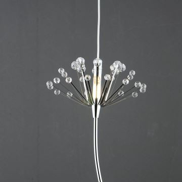 Modern simple style led chandelier dandelion model living room modern simple style led chandelier dandelion model living room dining room cafe light aloadofball Image collections