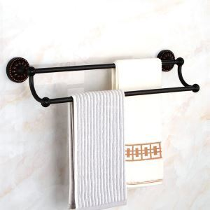 European Black Antique Copper Towel Bar Towel Rack