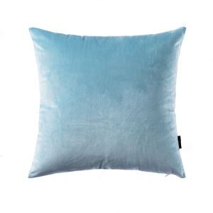 Modern Simple Velvet Solid Color Plush Sofa Pillow Cover Car Office Cushions Cover 6 Colors 65*65cm