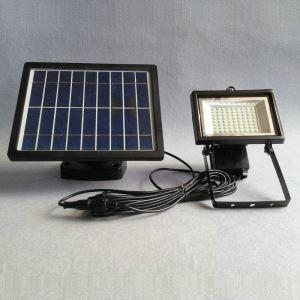 Solar Powered Landscape Light LED Ground Pathway Light LEH-53414B-Wall- PIR
