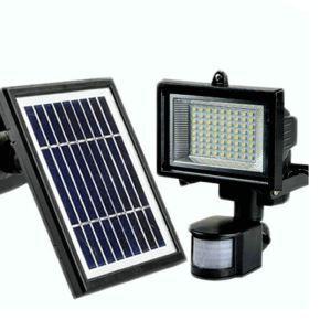 Solar Powered Landscape Light LED Ground Pathway Light LEH-53414B-Wall