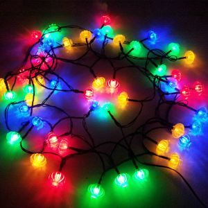 Solar Powered String Light LED Outdoor Lighting LEH-19098
