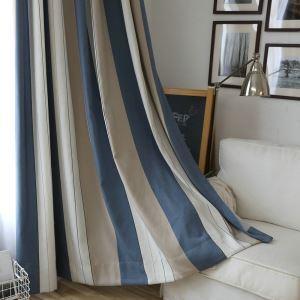 Cotton Max Blackout Curtain Panel Modern Jacquard Room Darkening for Living Room