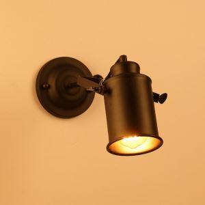 Retro Stoving Varnish Long Fixture Spot Light 1-light