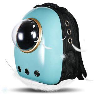 Portable Travel Pet Carrier Space Capsule Bubble Pet Backpack Carrier