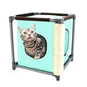 DIY Cat Bed Cat Grab Stick Cat Climbing Frame