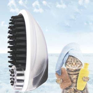 Pet Shower Grooming Massage Shampoo Brush