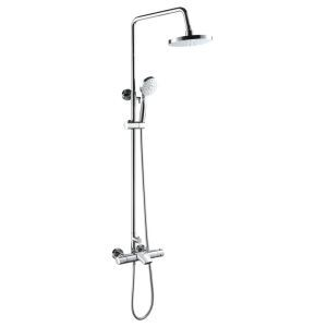 Chrome Shower Faucet Mixer Tap Y-81151