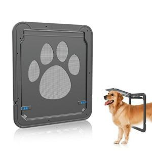 Pet Screen Door Dog Screen Door Automatic Lock/Lockable