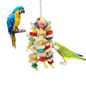 Parrot Bite Toy Parrot Toy Brick