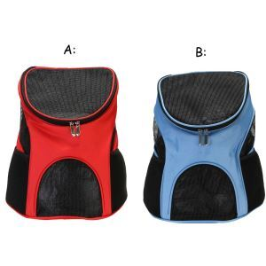 Breathable Pet Backpack Portable Travel Bag