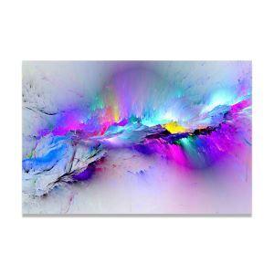 Frameless Oil Painting Abstract Modern Minimalist Canva 12