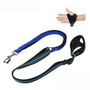 Dog Leash Reflective Comfortable Handle Stretch Leash