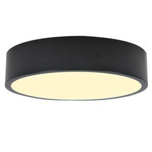 Flush Mount LED Ceiling Light Modern Simple Metal + Acrylic Baking Paint LED Ceiling Light Energy Saving