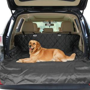 Dog Seat Cushion Waterproof Pet Travel Car Trunk Pad