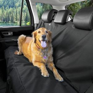 Waterproof Pet Car Cushion Dog Travel Car Back Seat Mat