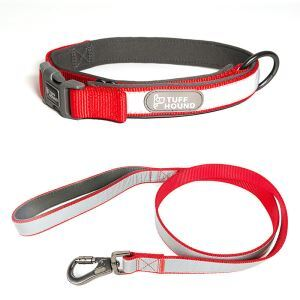 Dog Leash Collar Set Reflective Pet Leash