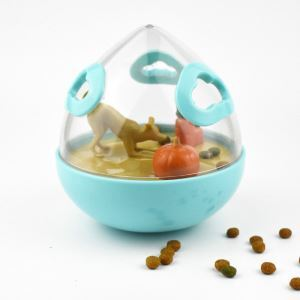 Pet Dispensing Food Ball Tumbler Food Ball