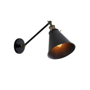 Nordic Industrial Nostalgic Personality Loft RH Simple Style Single Head Wall Light