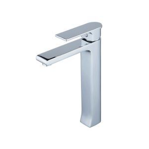 Comtemporary Sink Faucet Chrome Polished Sink Faucet Single Handle Tap BL6308H