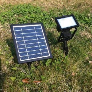 Solar Powered Landscape Light LED Ground Pathway Light LEH-53415B-Insert