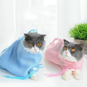 Pet Supplies Multifunction Cat Bath Bag
