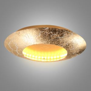 Modern LED Wall Light Round Wall Light Concave Center Lamp
