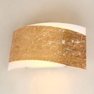 Modern LED Wall Light Arc Sconce Glass Mount Lamp