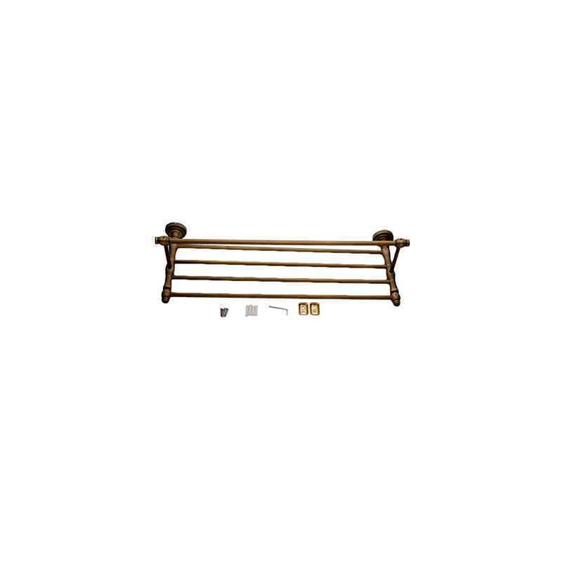 bathroom towel bars antique brass ti pvd finish wall