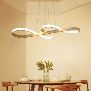 Modern Simple LED Pendant Light Fashional Unique Pendant Light Energy Saving Light