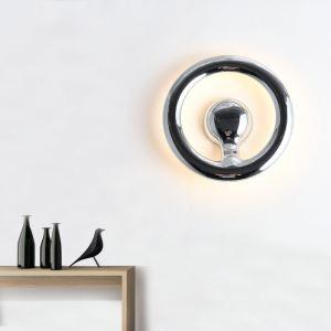 Modern Simple LED  Sconce Fashional Round Wall Light Energy Saving Light