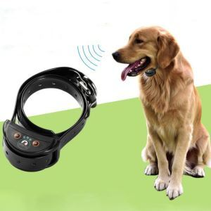 Dog Trainer Anti Barking Charging Collar High Power Collar