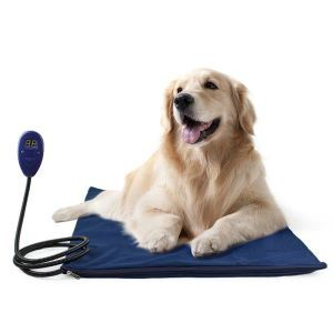 Pet Electric Blanket Dog Waterproof Anti Scratching Electric Blanket Puppy Thermostatic Heating Blanket
