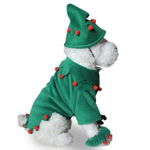 Pet Clothes Christmas Dog Clothes Dog Dress