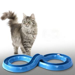 Combined Cat Tunnel Toy Cat Toy Set Cat Turntable