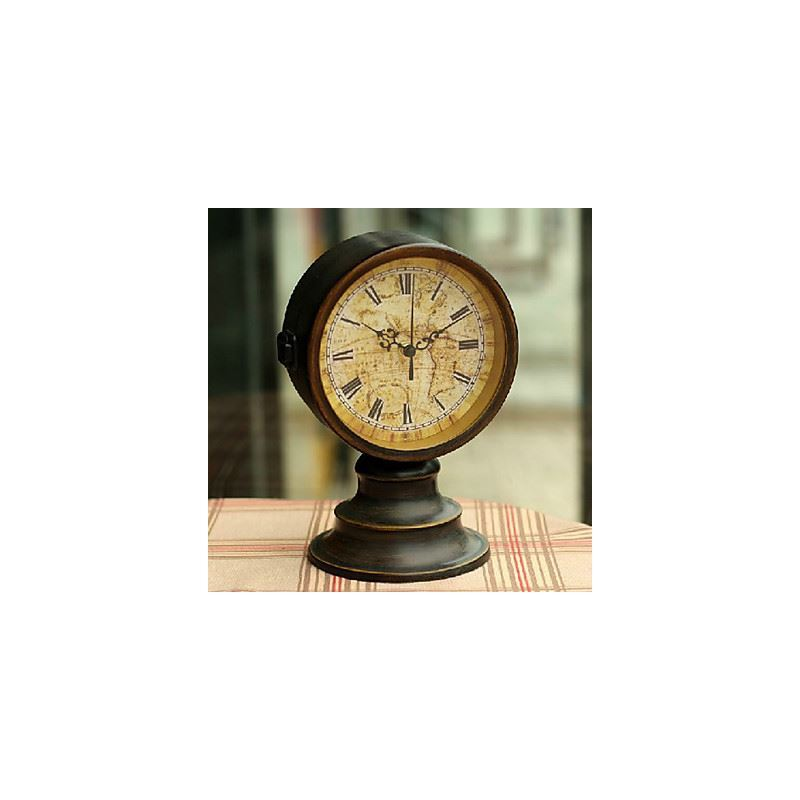 Home Decor Decorative Clocks Table Clock Antique